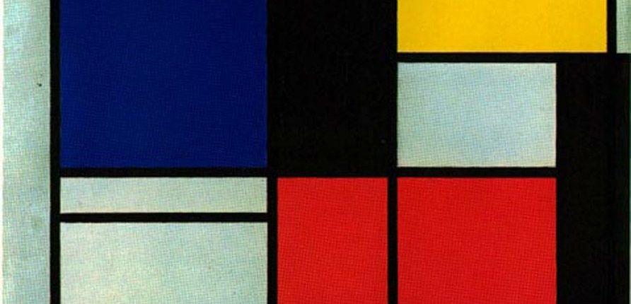 À la manière de Mondrian