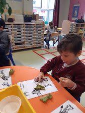 La rentrée scolaire chez les Moyens