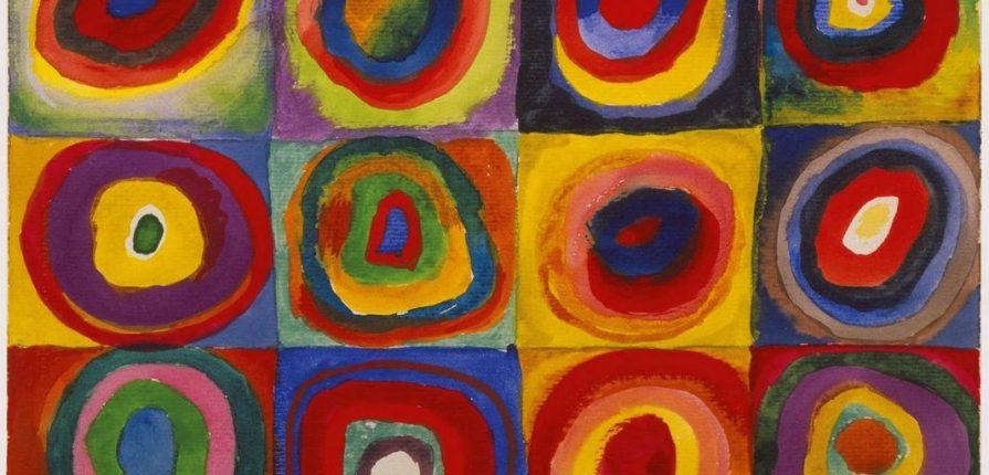À la manière de Kandinsky