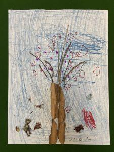 Les arbres du printemps en période de confinement !