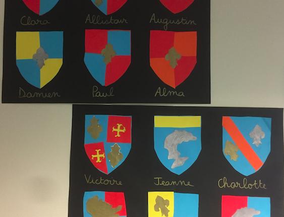 De futurs chevaliers
