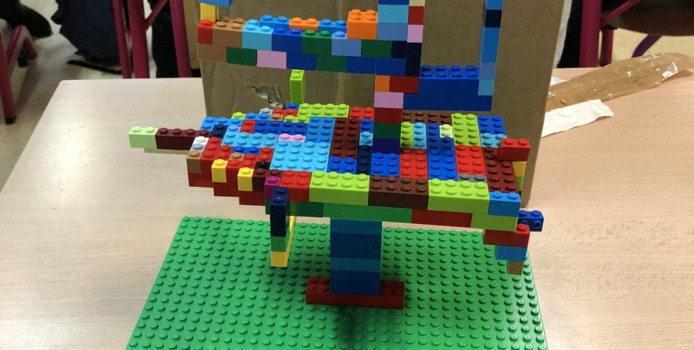 IMOCA en LEGO