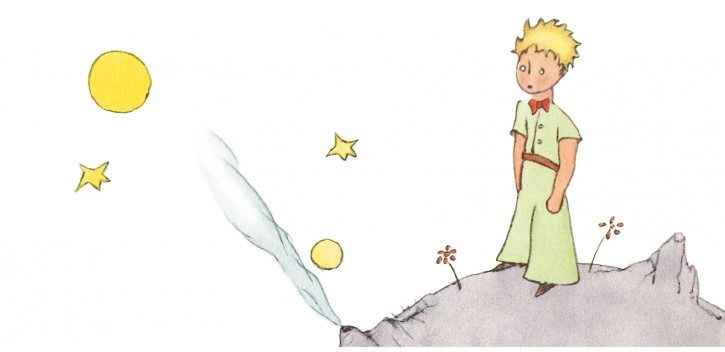 Le Petit Prince et la 8ème planète