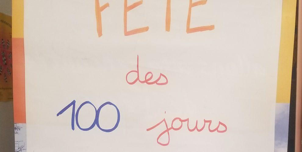 La fête des 100 jours