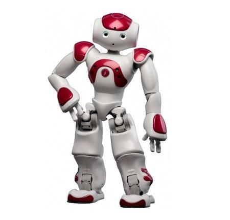 Visite du robot Nao chez les MS